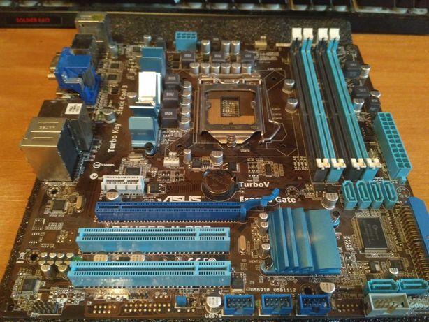 Материнская плата ASUS P7H55D-M PRO (LGA 1156, micro atx, H55)