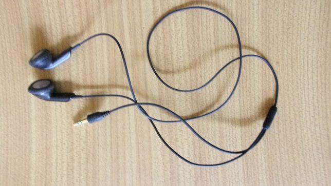 słuchawki douszne Bass reflex- krótkie