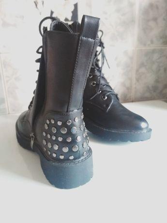 Ботинки зимние на подростка, школьницу