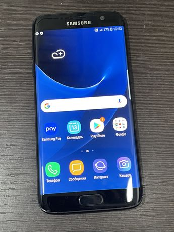 Galaxy s7 edge 4/128  duos