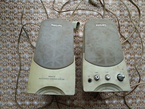 Głośniki komputerowe Philips MMS110