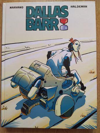 Komiks Dallas Barr - Haldeman Marvano