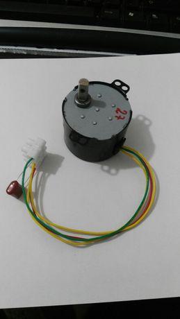 Motor Churrasqueira 10-15kg 5 RPM
