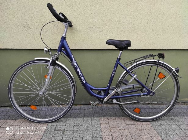 Rower miejski damski damka 28cali Cyco