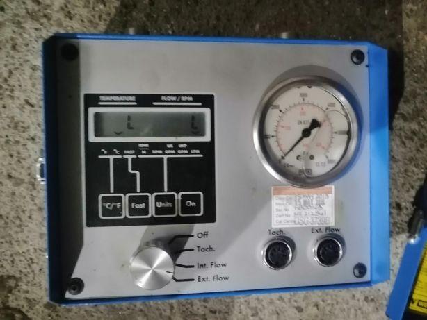 Tester hydrauliczny, przepływomierz webtec DHCR +LTR