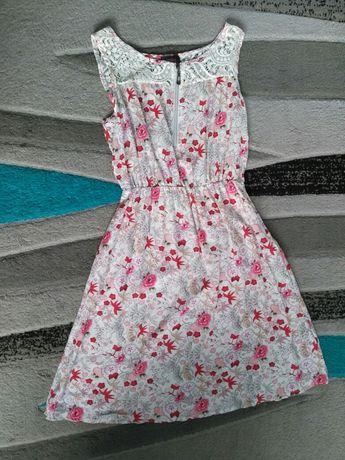 Jasna sukienka XL/XXL