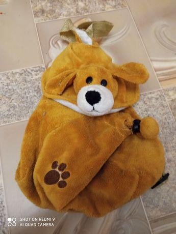 Продам детский рюкзак с собачкой