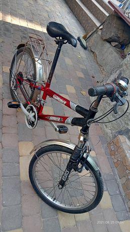 Велосипед на 5-10лет