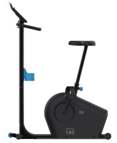 Rower treningowy stacjonarny magnetyczny DOMYOS EB 140 Gwarancja