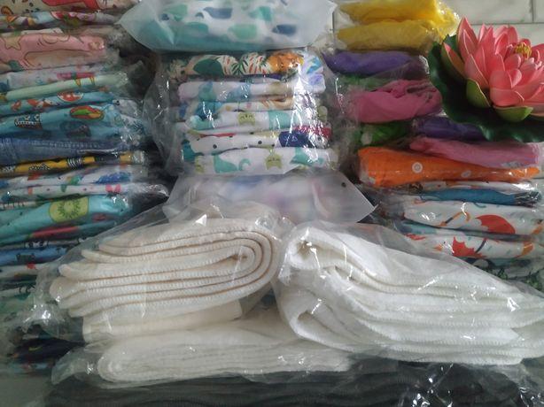 Замена одноразовых памперсов pampers huggies на многоразовый подгузник