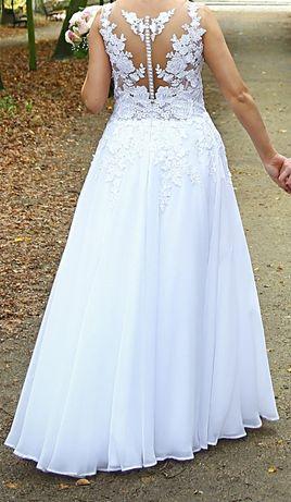 Sukienka ślubna + dodatki