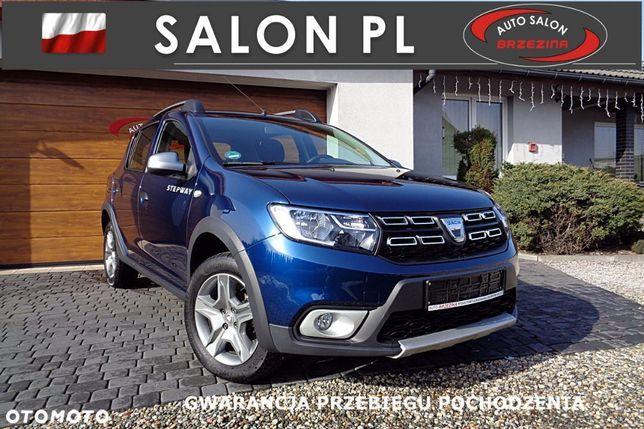 Dacia Sandero Stepway serwis ASO, Prestige, nawigacja