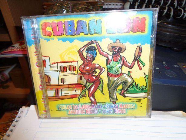 CD Cuban Son Música para abanar el capacete