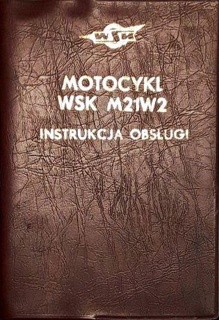 Instrukcja obsługi WSK M21W2