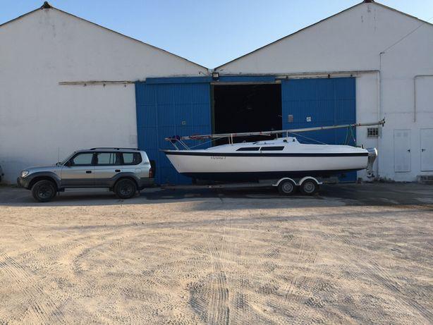 Transporte e Recolha de embarcações de recreio
