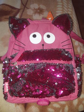 Рюкзак новый  для девочки