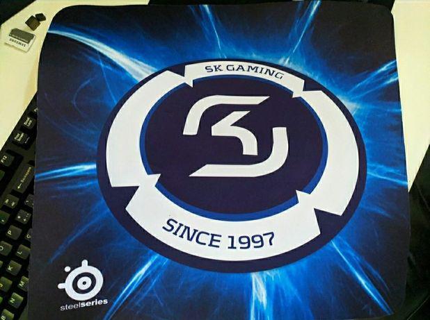 Tapete QcK SK Gaming (Raro)