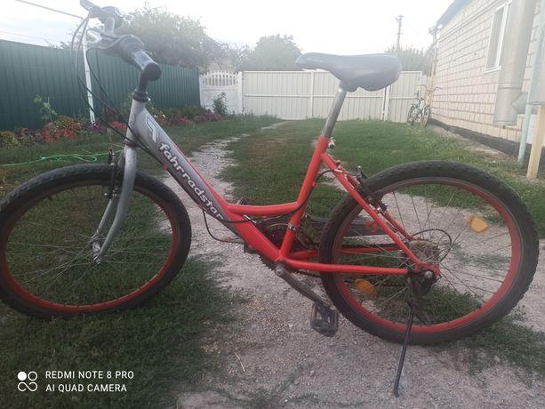 Велосипед Fahrradstar