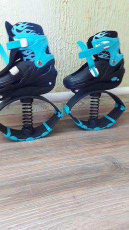 Конверсионные ботинки для  спорта на пружинах