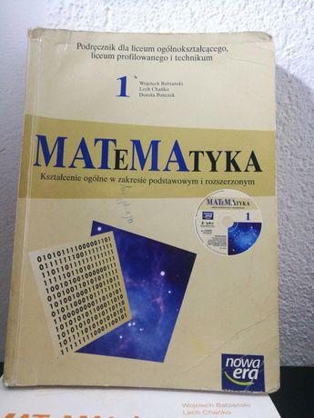 MATeMAtyka podstawa i rozszerzenie podręcznik liceum technikum