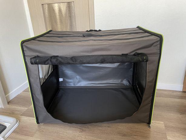 Klatka materiałowa torba podróżna dla psa XL
