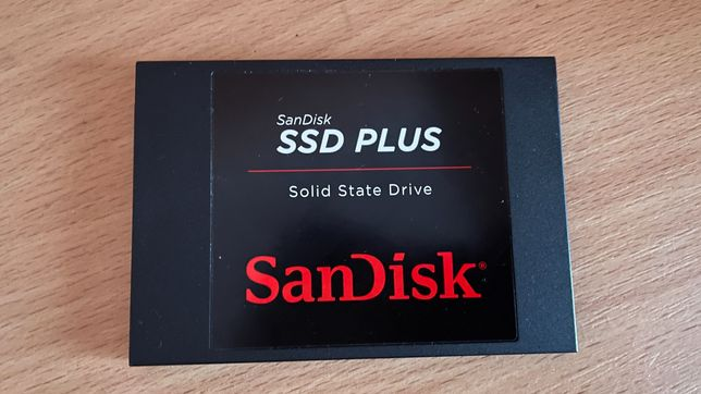 SSD PLUS SanDisk 1tb