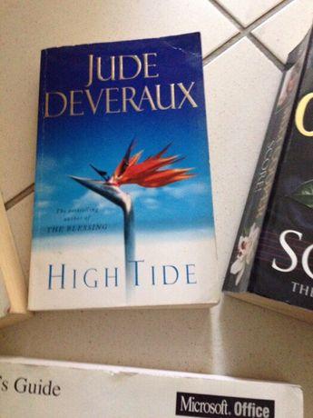 Jude Deveraux High Tide książka pod angielski sprzedaż lub zamiana