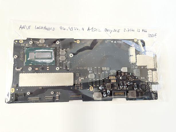 Apple logicboard para A1502, 820.4924.A early2015. - a funcionar