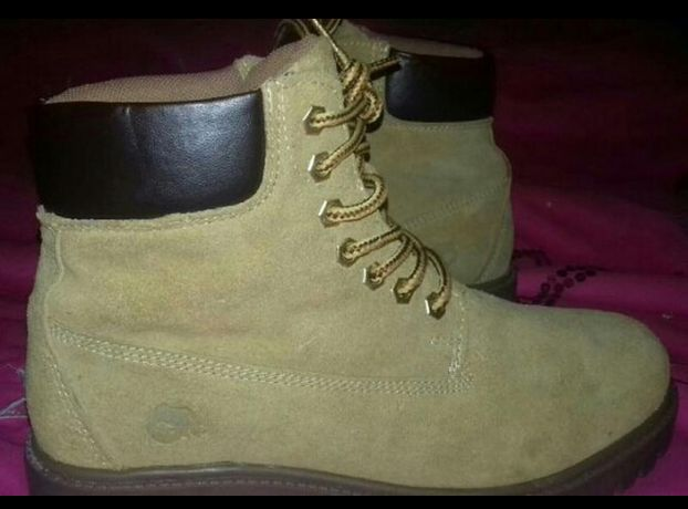 Кожаные ботинки Kilimanjaro Оригинал