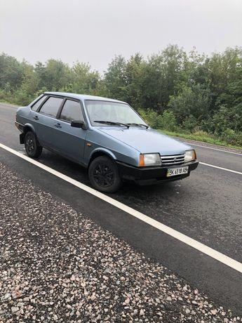 Ваз 21099 sedan 1,5