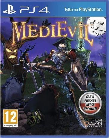 Medievil Pl Ps4 gra