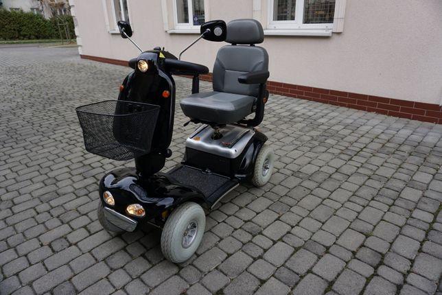 Skuter,wózek inwalidzki elektryczny Shoprider Cadiz 2016r.