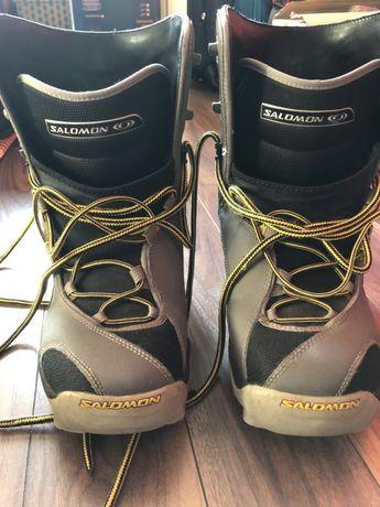 Salomon buty snowboard 27,5cm 43,5