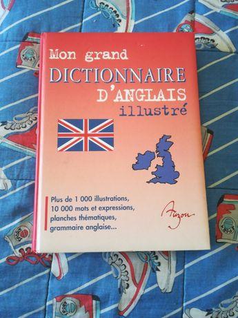 Dicionário Inglês- Francês