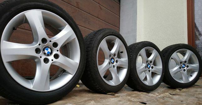 Felgi Koła BMW 17 cali 7J i 7,5J 5x120 ET47 Opony 205/50 E90 E46 E87