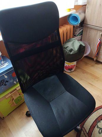 Fotel Biurowy Obrotowy Krzesło Biurka Mikrosiatka