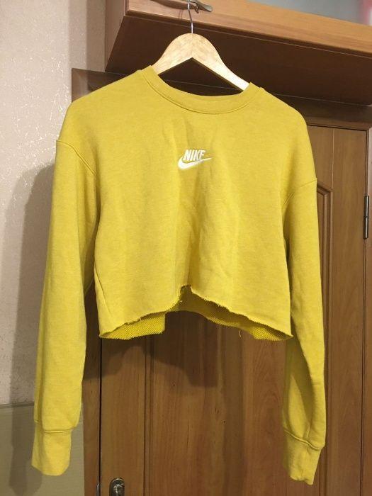 Кроп топ свитшот Nike ellesse champion Черкассы - изображение 1