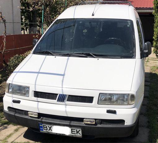 Fiat Scudo GLI 2000 рік