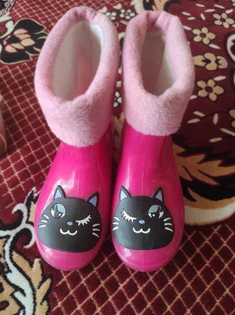 Дитяче взуття Гумаки