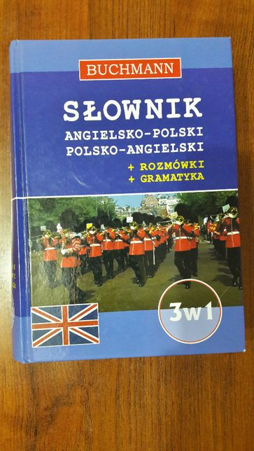 Słownik angielsko-polski , polsko-angielski
