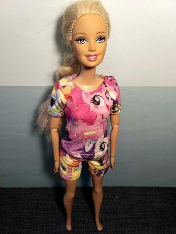 Ubranka dla lalki Barbie Zestaw nr 1 Komplet ciuszki Barbi lalek HIT