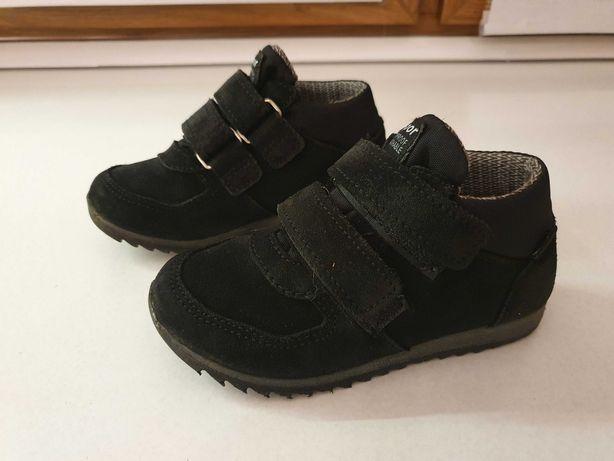Mrugała Clint black buty, trzewiki skórzane r.27 idealny stan!!!