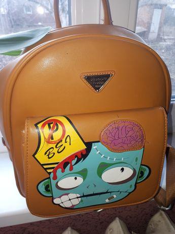 Детский рюкзак с зомби