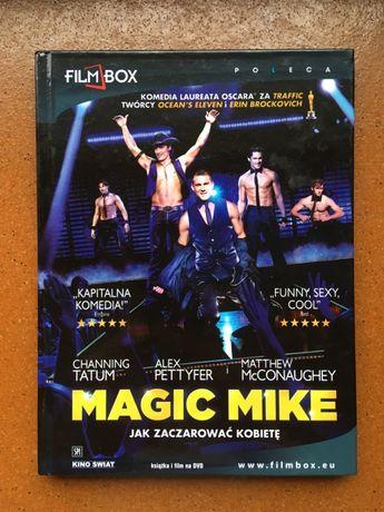 """""""Magic Mike"""" książka i film na DVD"""