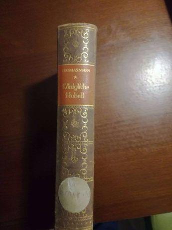 Konigliche Hoheit Królewska Wysokość opowieść z 1909r.