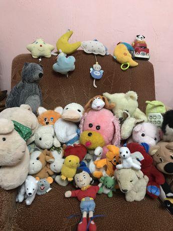 М'ягкі іграшки