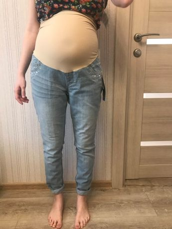 джинсы Kohl`s для беременных размер S /small/