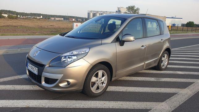 Renault Scenic 1.5dci *Navi *Handsfree *mały przebieg *bez FAP
