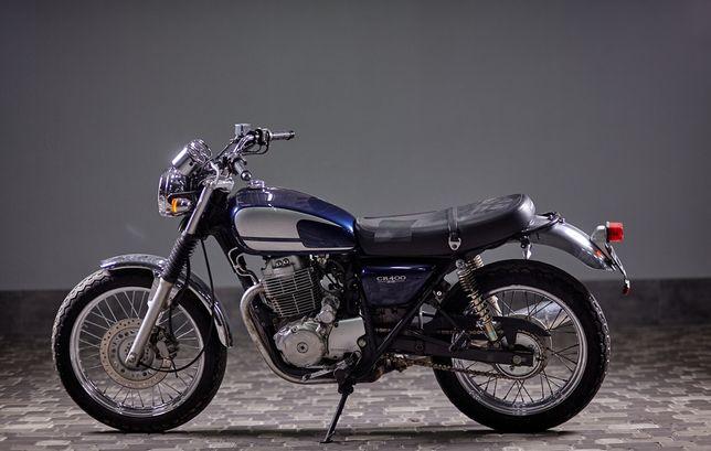 Мотоцикл Хонда СВ 400 ss