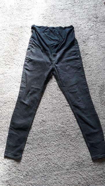 Spodnie ciążowe jeans HM mama r.44